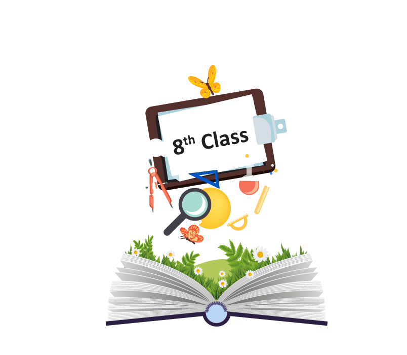 Course Syllabus 8th Class